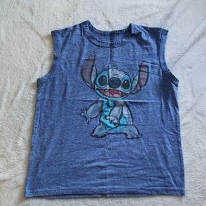 Bluenotes/Disney Stitch Tank Top